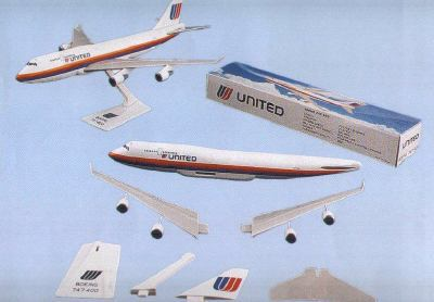 Airplane Model Holiday Gift Ideas
